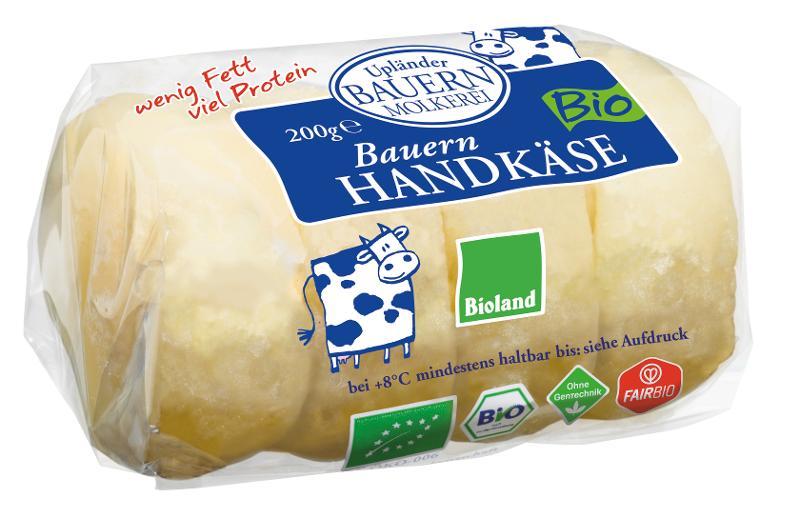 Harzer Bauern Handkäse für 'Handkäs mit Musik'