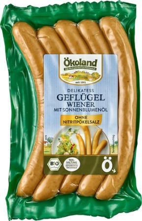 Delikatess Geflügel Wiener