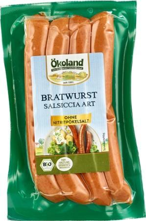 Bratwurst Salsiccia-Art