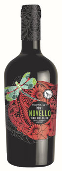 Novello IGT Veneto 2018  3 Flaschen