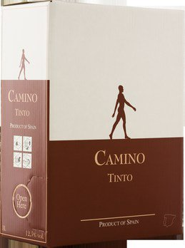 Camino Tinto 3-l-Bag-in-Box
