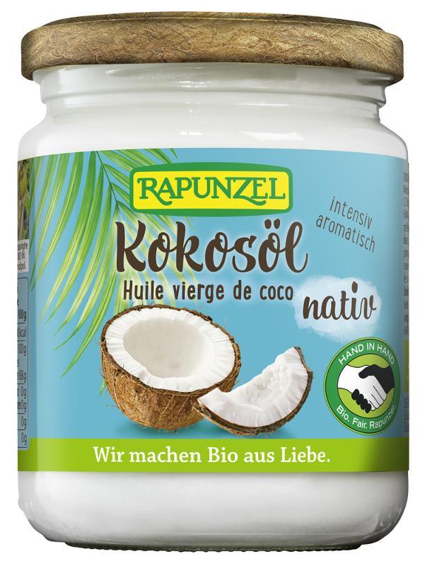 Kokosöl nativ - Dauertiefpreis