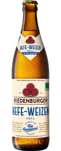 NEU: Riedenburger Hefe-Weizen Hell