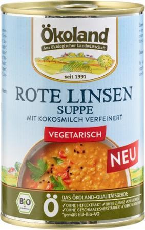 Rote Linsensuppe - Einführungspreis!