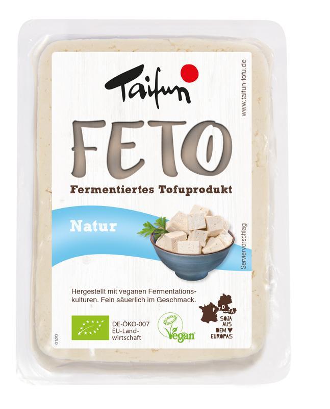 Feto Natur - Tofu besonders gut bekömmlich!