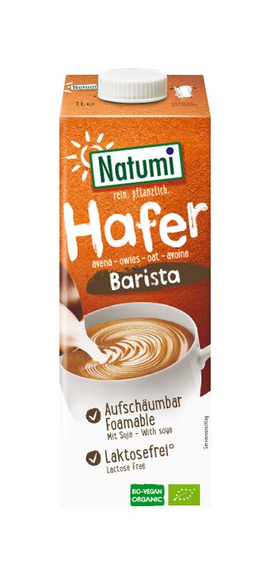Haferdrink Barista - wieder lieferbar!