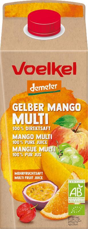 Mango Multi Saft (Tetrapack)