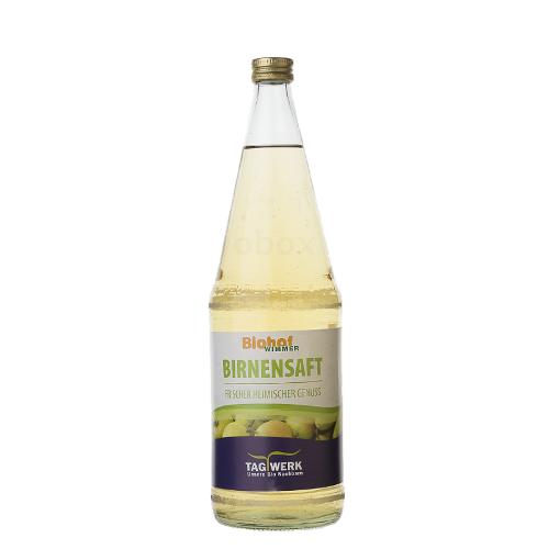 Birnensaft Streuobst - Einführungspreis!