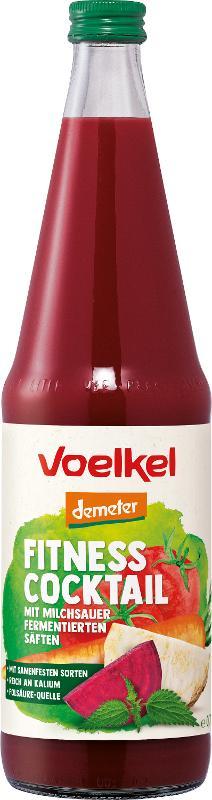 Gemüsesaft Fitness Flasche