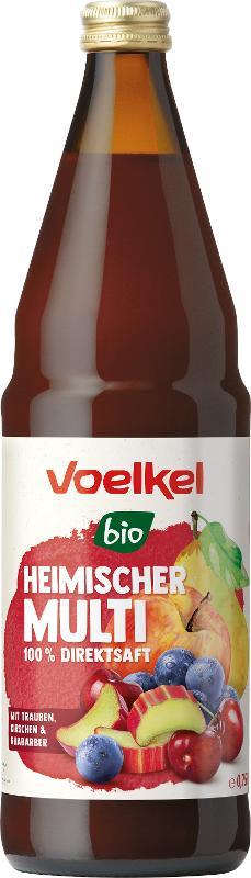 Heimischer Multi rot Flasche