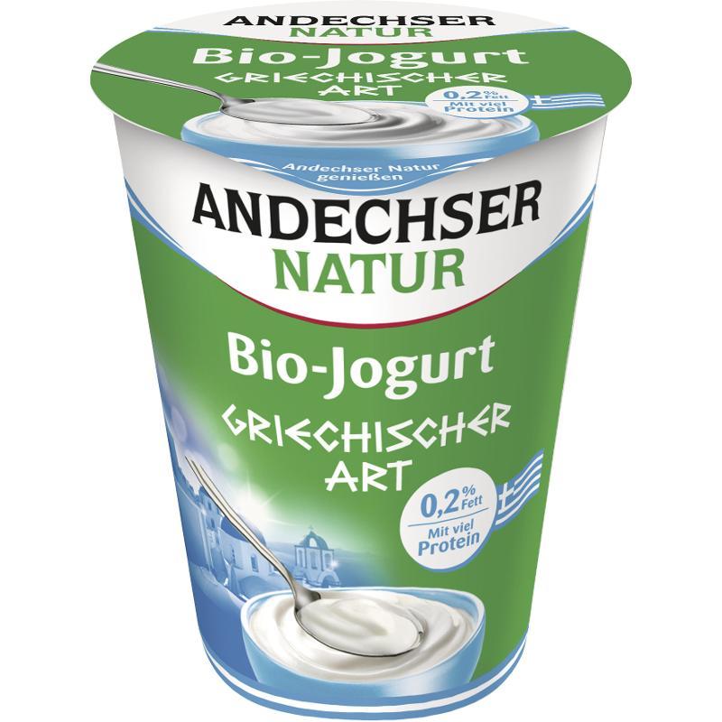 Joghurt Griechische Art Natur