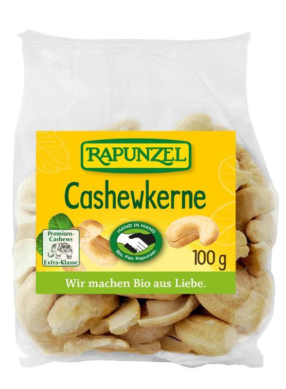 Cashewkerne ganz ungesalzen
