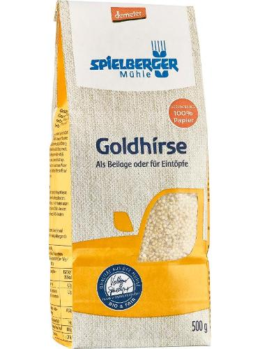 Goldhirse Spielberger