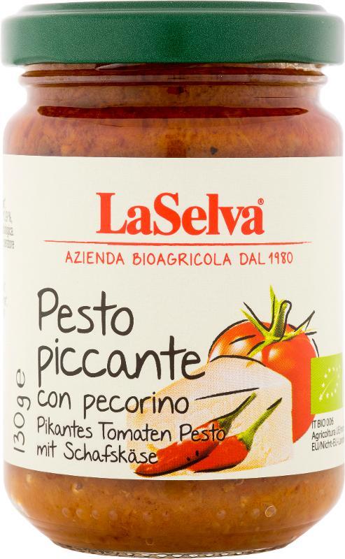 NEU:Pesto piccante con pecorino