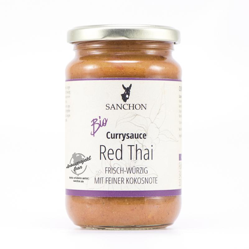 Curry Sauce Red Thai