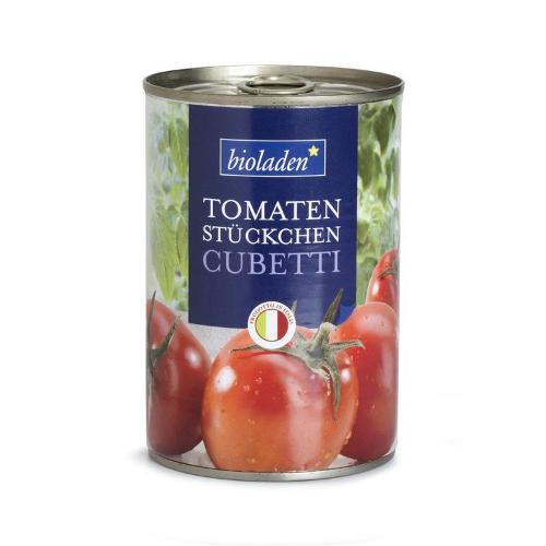 Tomatenstückchen Cubetti