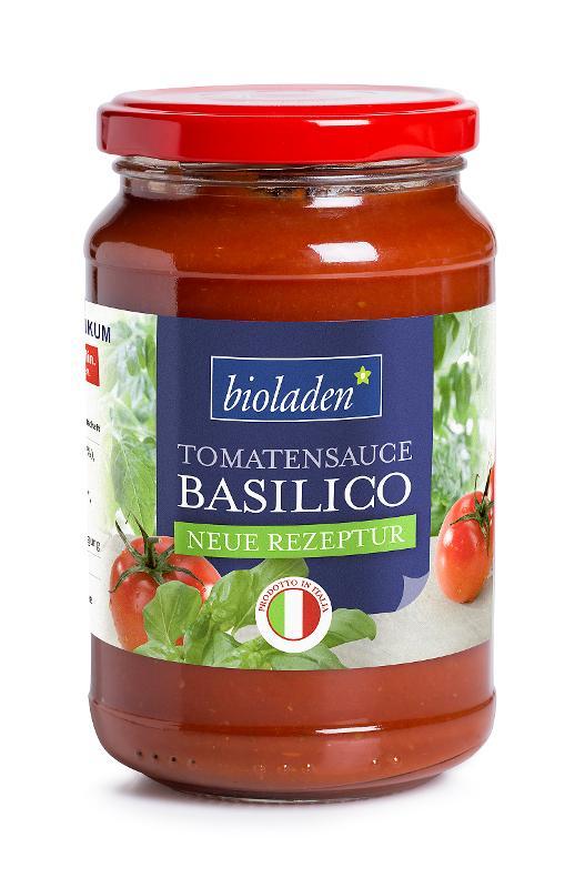 Tomatensauce Basilico