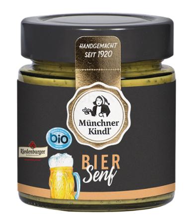 Biersenf - 'Bayerns Bestes Bio 2020' - statt 2,95 €