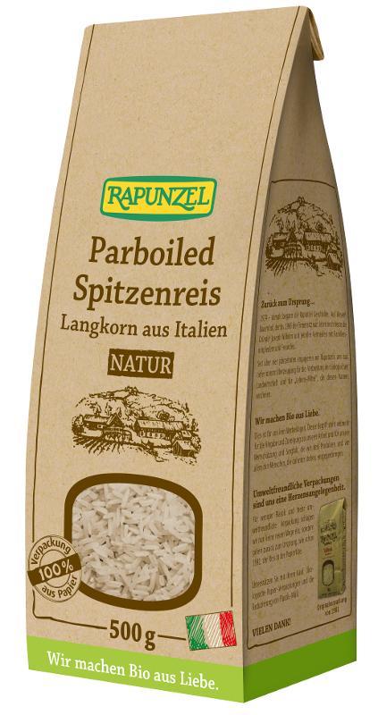 Parboiled Spitzenreis Langkorn Natur