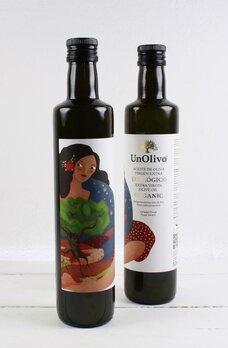 Olivenöl Un Olivo 0,5 Liter wieder lieferbar!