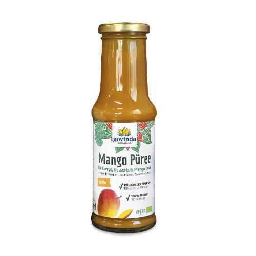 NEU: Mangopürrée