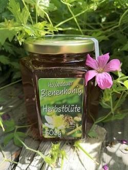 NEU: Holledauer Honig Herbstblüte