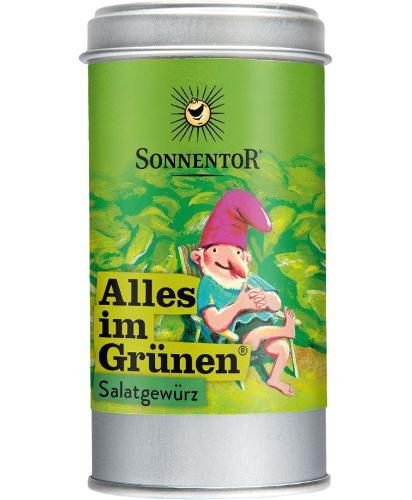 NEU: Alles im Grünen Salatgewürz - Einführungspreis!