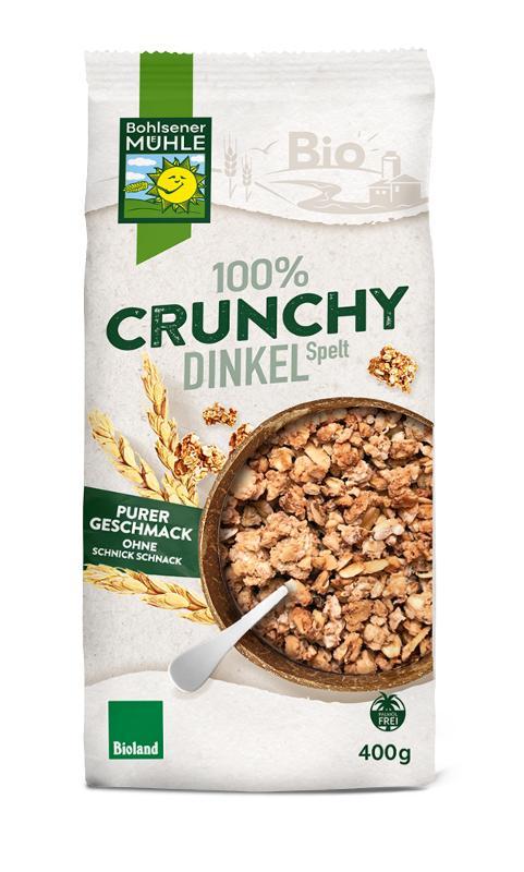 Dinkel Crunchy Müsli 100 %