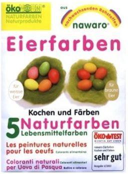 Natur Ostereierfarben Nawaro