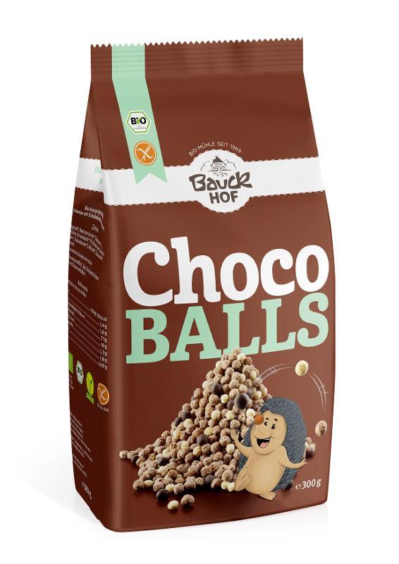 Choco Balls Bauckhof glutenfrei