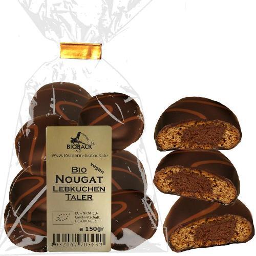Kokos-Dattel-Sterne in Zartbitterschokolade