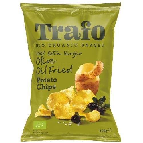 Mais Chips Natur mit Salz - statt 2,39 €