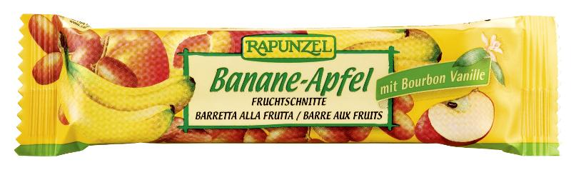 Fruchtschnitte Banane Apfel Einführungspreis!