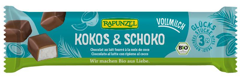 Kokos Happen Vollmilch
