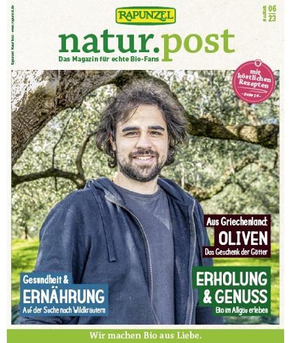 Rapunzel natur.post Magazin Ausgabe Februar '19
