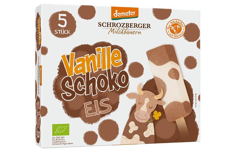 Reismilch-Eiszwerg Vanille