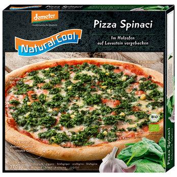 Pizza Spinaci Natural Cool