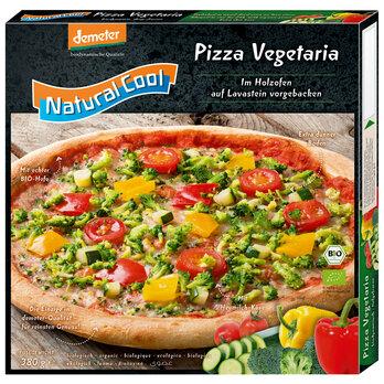 NEU: Pizza Vegetaria Natural Cool