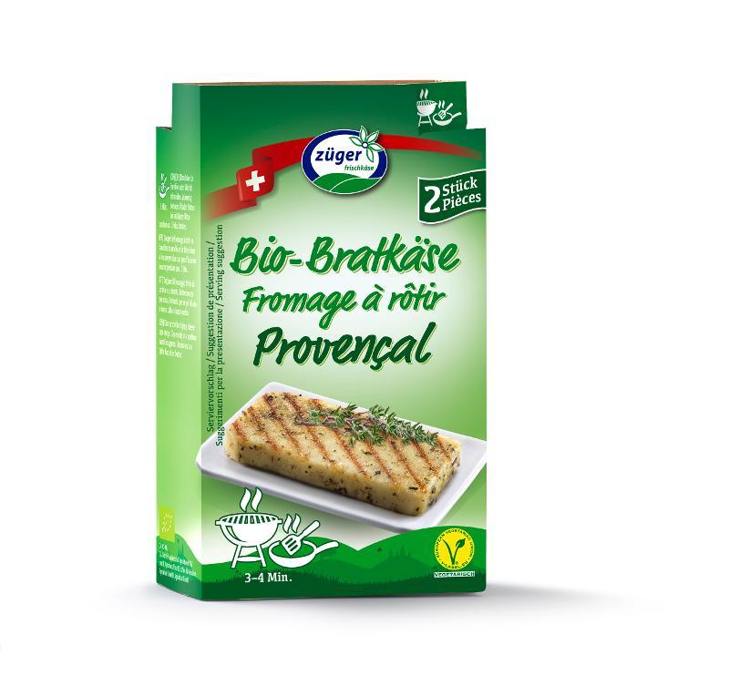 Brat-und Grillkäse 'Provencal'
