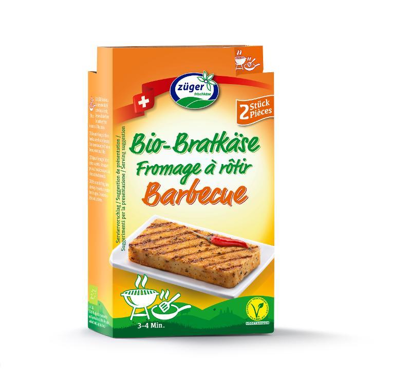 Brat-und Grillkäse 'Barbecue'