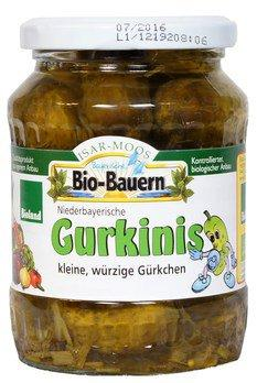 Gurkinis (kleine Gürkchen) - wieder lieferbar!