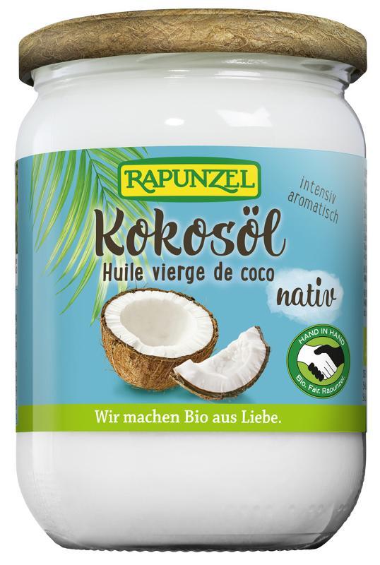 Rapunzel Kokosöl nativ 400 g