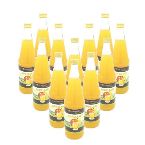 12 Kasten Apfelsaft von Pohlmeyer