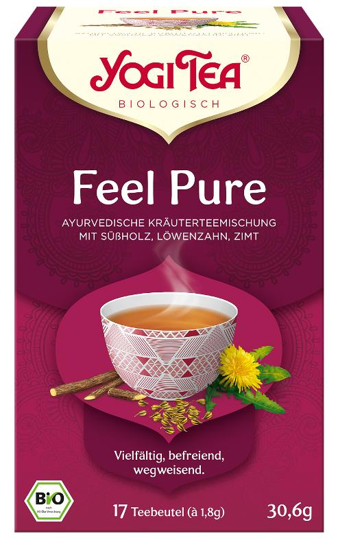 Detox von Yogi Tea