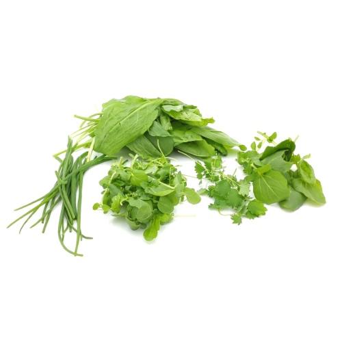 Kräutermischung für die bekannte Grüne Soße