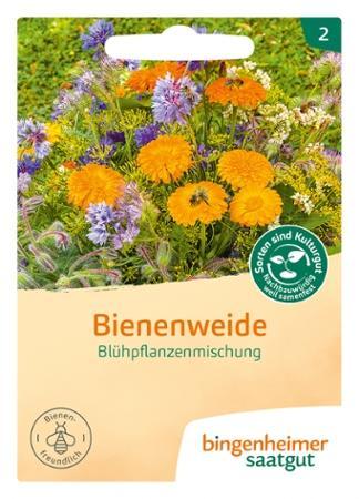 Saatgut Bienenweide Blumenmischung von Bingenheimer Saatgut
