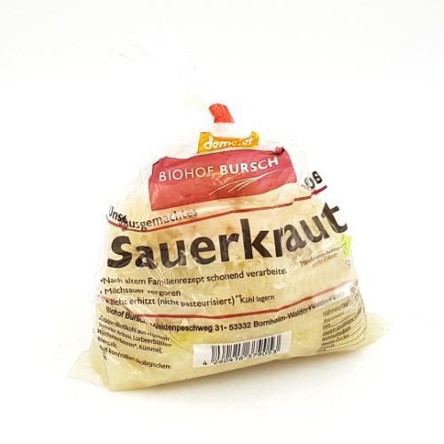 frisches Sauerkraut von Bursch