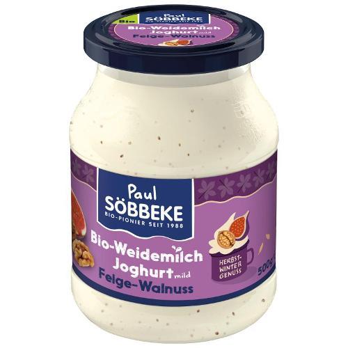 Joghurt mild Feige-Walnuss von Söbbeke