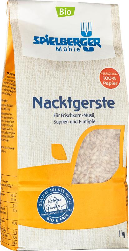 Nacktgerste von Spielberger