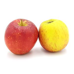 Äpfel Jonagored von Cordes